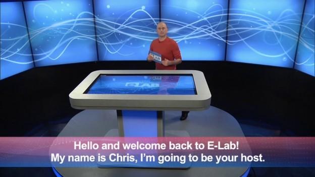 E-lab. Language Booster 5