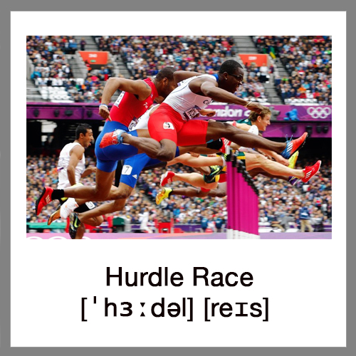 Hurdle-Race