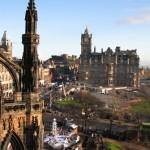 Эдинбург — незабываемый уголок живописной Шотландии