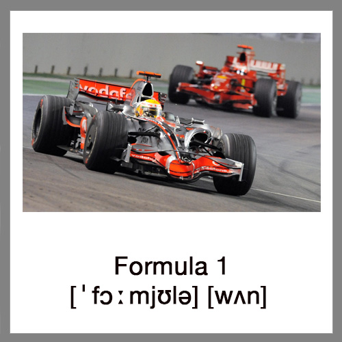 formula 1 sports - photo #21