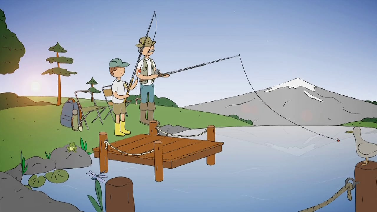 27 Words to Grow Fishing