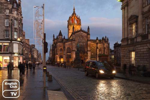 Roal Mile, Edinburgh