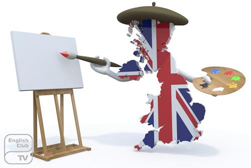 живопись Англии