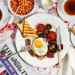 Традиционная еда в Англии: любимые блюда и продукты