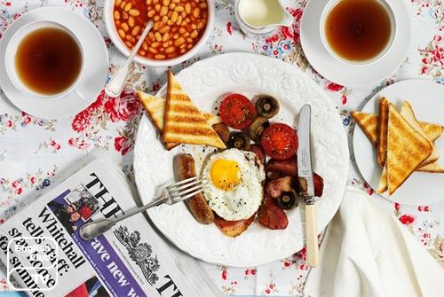 английская еда