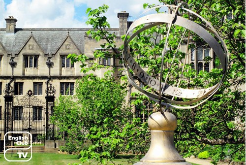Мертон-колледж Оксфордского университета