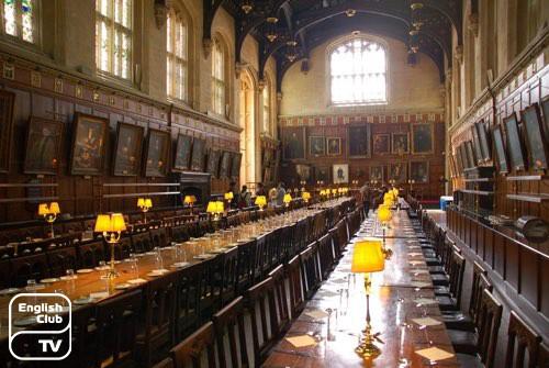 Столовая Оксфорда