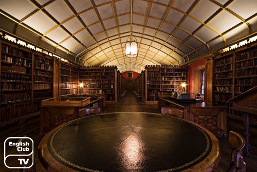 Библиотека Оксфорда