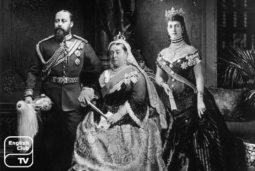 викторианская эпоха в англии