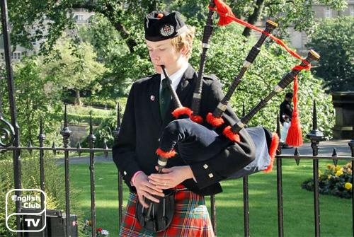 музыка шотландии