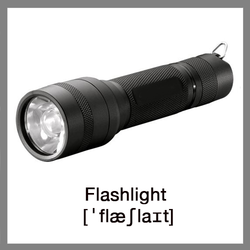 club flashlight