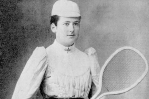 Шарлотта «Лотти Дод» - первая женщина, победившая на Уимблдоне