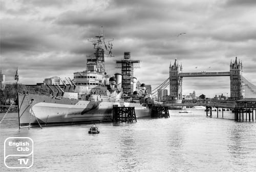 Старый Лондон фото