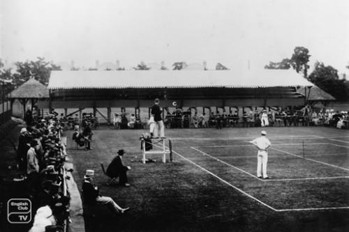 Уимблдонский теннисный турнир история