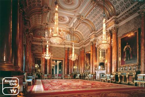 букингемкий дворец в лондоне