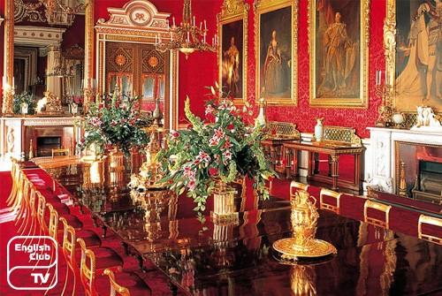 букингемкий дворец фото