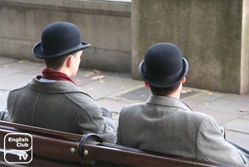 мужская мода в англии