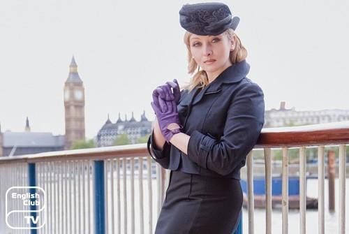 женская мода в англии