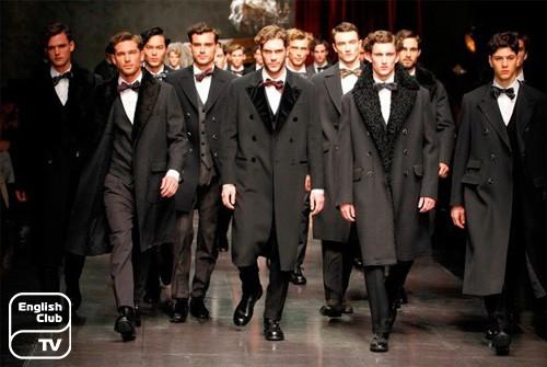 мода в англии