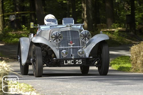 английские автомобили Aston Martin