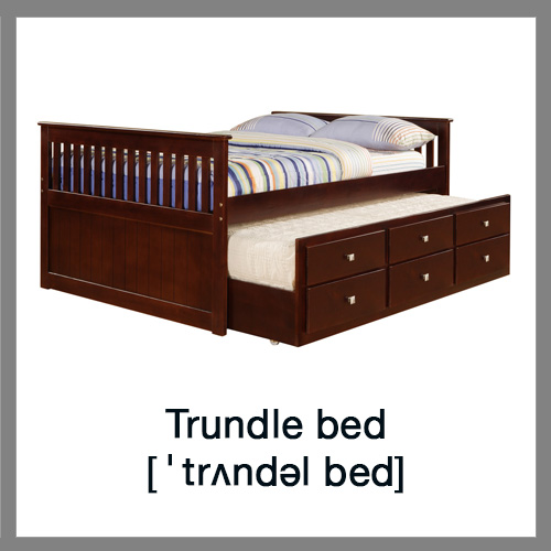 Trundle-bed