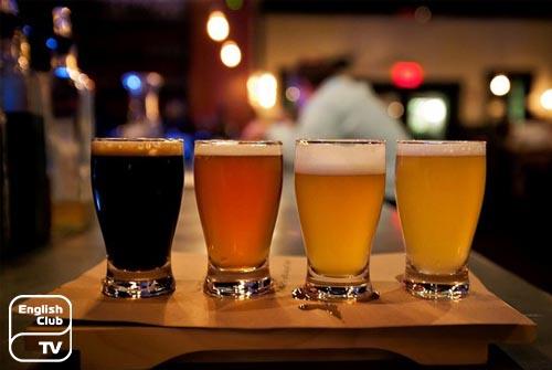 ирландский эль - пиво