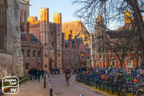 about Cambridge University