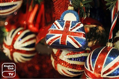 Christmas In England.Popular Traditions In England