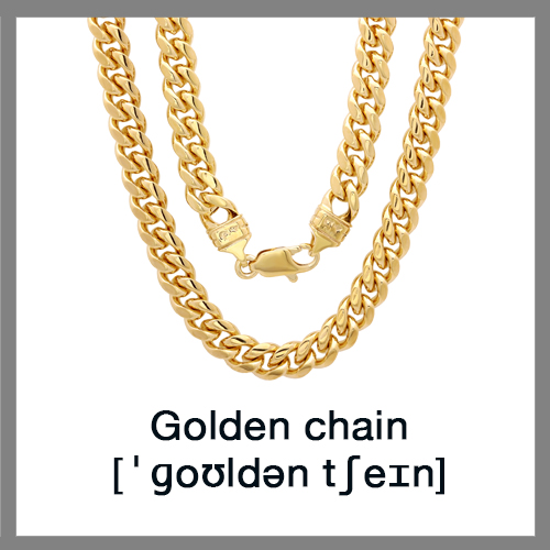 Golden-chain