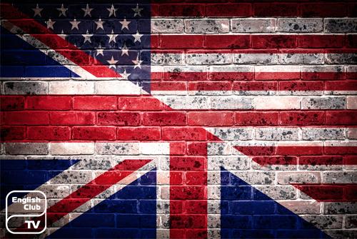 american English words