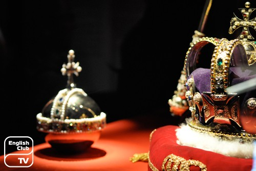 Crown Jewels the tower of london