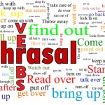 The use of common phrasal verbs in English language