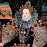 Королева Англии Елизавета I — последняя из династии Тюдоров