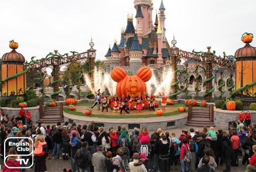 хеллоуин празднование