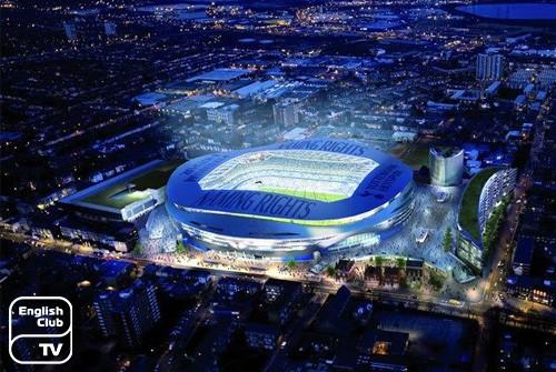 стадион Уайт Харт Лейн лондон