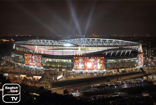 стадион Эмирейтс Лондон