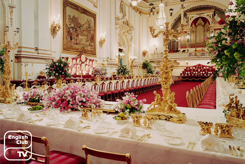 buckingham palace great britain