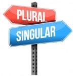 Plural and Singular Nouns: Comprehensive Expression