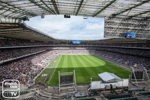 стадион Твикенхэйм Англия