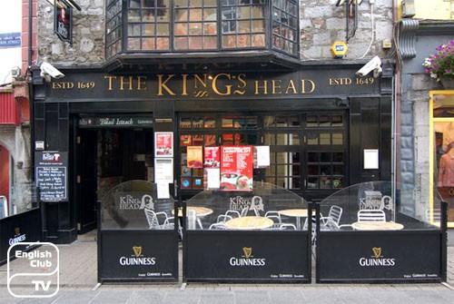 рестораны Лондона
