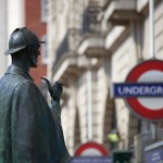Visiting the Mysteries of Baker Street Sherlock Holmes