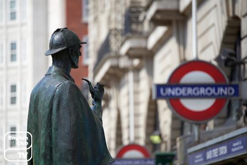 Baker Street Sherlock Holmes