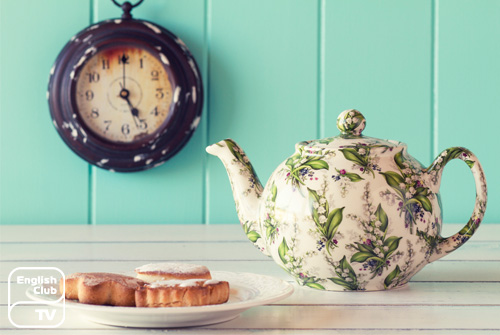 tea in england