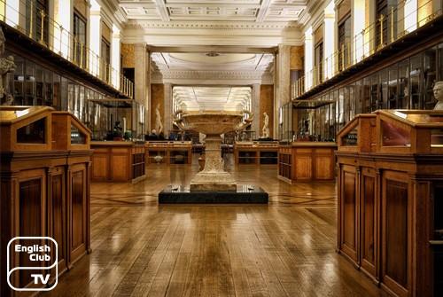 британский музей в англии