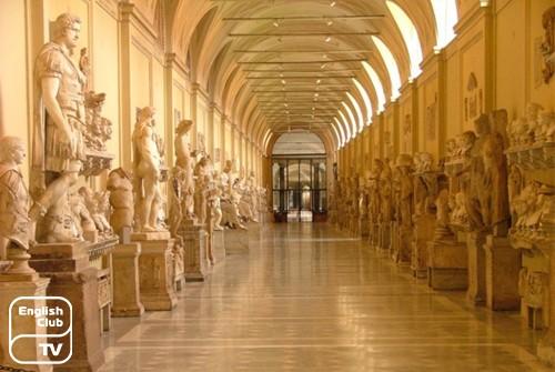 британский музей находится