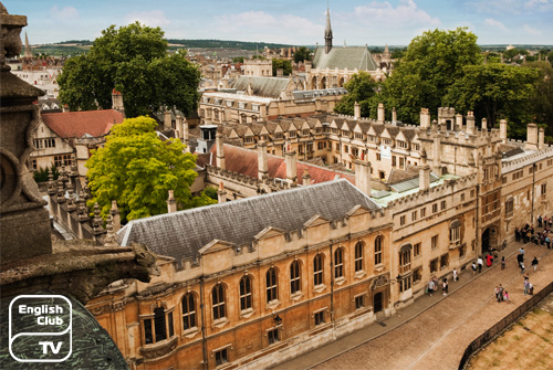 oxford college england