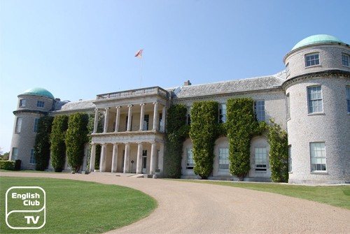 Goodwood House chichester