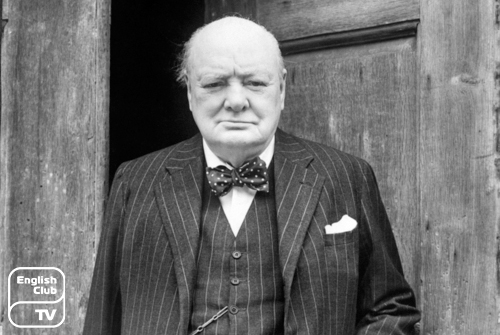 winston churchill biography book