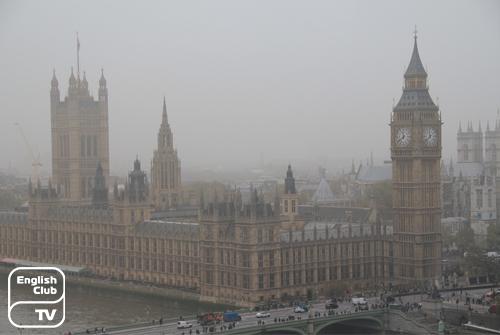 климат англии