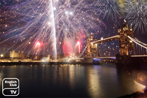 new year celebrations uk